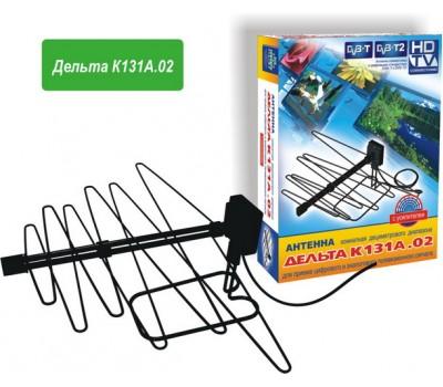 Дельта K131A.02 комнатная тв антенна