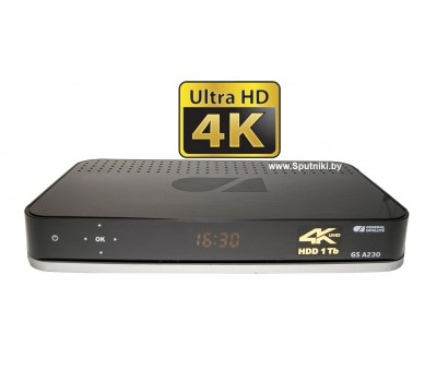 General Satellite GS A230 Ulta HD 4K