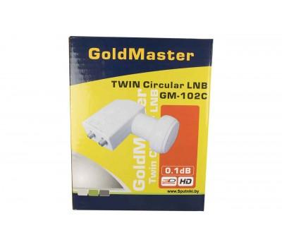 Конвертор круговой GoldMaster GM–102C (Twin 2 выхода)