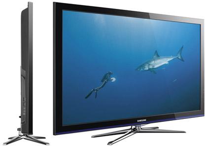 Плазменный телевизор фирмы Samsung