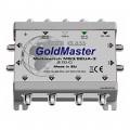 Мультисвич активный GoldMaster MS/8EUA–3 (3x8)